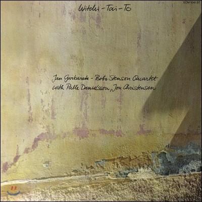 Jan Garbarek & Bobo Stenson Quartet (얀 가바렉, 보보 스텐슨 콰르텟) - Witchi-Tai-To