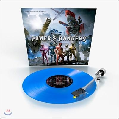 파워 레인저 영화음악 (Power Rangers OST by Brian Tyler 브라이언 타일러) [블루 컬러 LP]