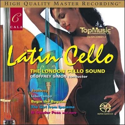 London Cello Sound 런던 첼로 사운드 - 라틴 첼로 (Latin Cello)