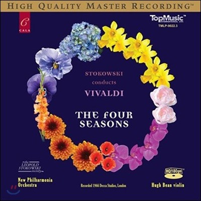 Leopold Stokowski 비발디: 사계 (Vivaldi: The Four Seasons) [LP]