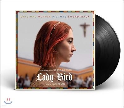 레이디 버드 영화음악 [스코어] (Lady Bird OST by Jon Brion [Score]) [LP]