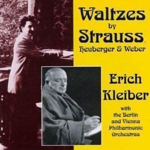 Erich Kleiber / Kleiber Conducts Strauss, Heuberger & Weber (수입/WHL002)