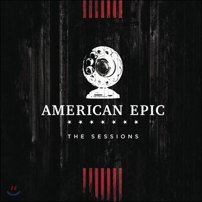 아메리칸 에픽 세션 다큐멘터리 음악 (American Epic: the Sessions OST) [3 LP]