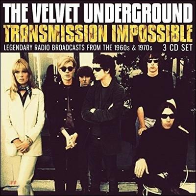 Velvet Underground (벨벳 언더그라운드) - Transmission Impossible