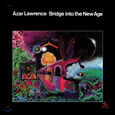 Azar Lawrence (아자르 로렌스) - Bridge Into The New Age [LP]