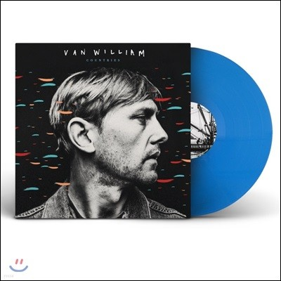 Van William (밴 윌리엄) - Countries [블루 컬러 LP]