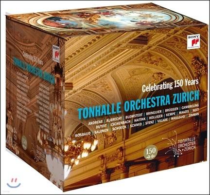 취리히 톤할레 오케스트라 150주년 기념 에디션 (Celebrating 150 Years - Tonhalle Orchestra Zurich)
