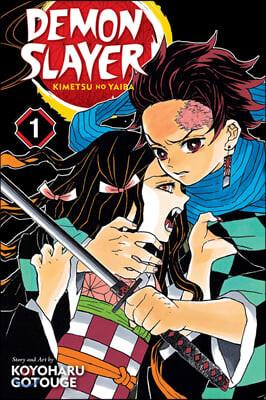 Demon Slayer: Kimetsu No Yaiba, Vol. 1, 1