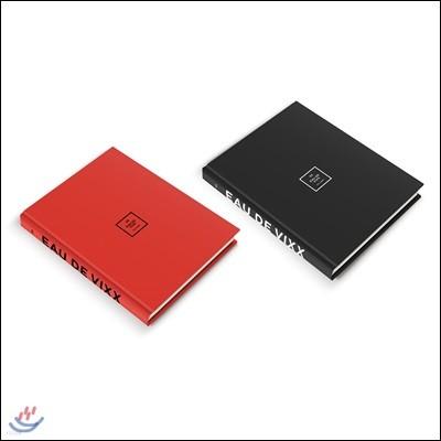 빅스 (VIXX) 3집 - EAU DE VIXX [Red/ Black ver. 랜덤]