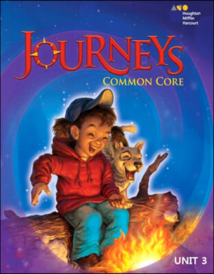 [Harcourt] Journeys common core package G 3.3 (Student book+Workbook+Audio CD)