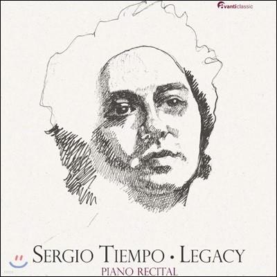 Sergio Tiempo 세르지오 티엠포 피아노 리사이틀 앨범 (Piano Recital - Legacy)