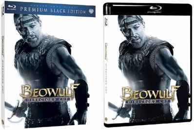 베오울프 (감독판) : 블루레이 프리미엄 블랙 에디션 시리즈(한정판)