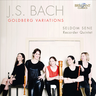 바흐: 골드베르크 변주곡 (Bach: Goldberg Variations, BWV988 for Recorder Quintet) - Seldom Sene Recorder Quintet