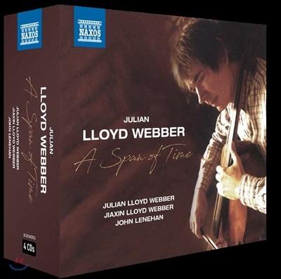 Julian Lloyd Webber 줄리언 로이드 웨버 연주 모음집 (A Span of Time)