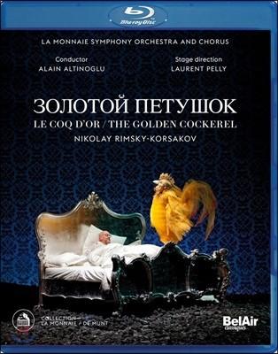 Alain Altinoglu 림스키-코르사코프: 오페라 '금계 [金鷄]' (Rimsky-Korsakov: Le Coq d'Or [The Golden Cockerel)