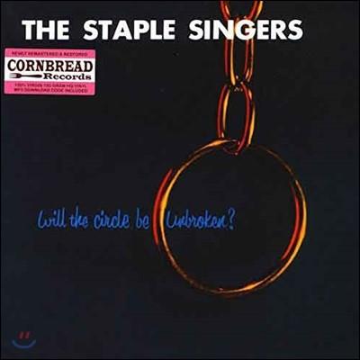 Staple Singers (스테이플 싱어스) -Will The Circle Be Unbroken? [LP]