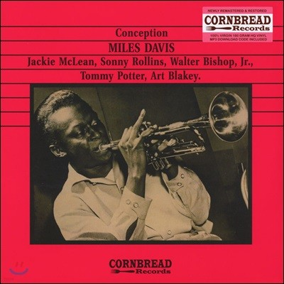Miles Davis (마일스 데이비스) - Conception [LP]