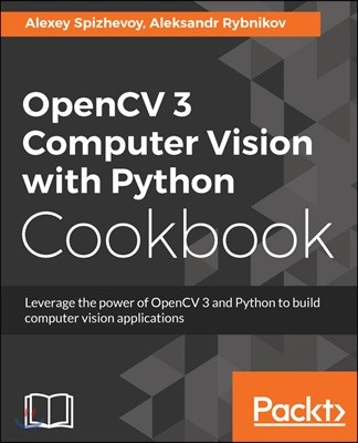 Opencv 3 Computer Vision with Python Cookbook