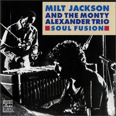 Milt Jackson & Monty Alexander Trio (밀트 잭슨, 몬티 알렉산더 트리오) - Soul Fusion
