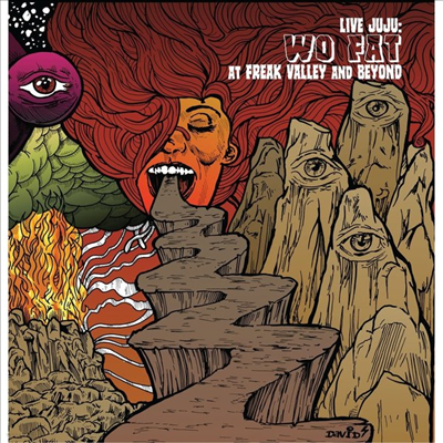 Wo Fat - Live Juju: Freak Valley And Beyond (2LP)