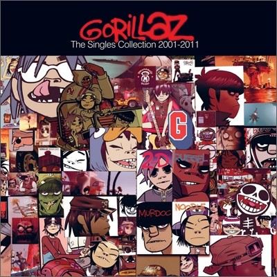Gorillaz - The Singles Collection 2001-2011 (Deluxe Edition)