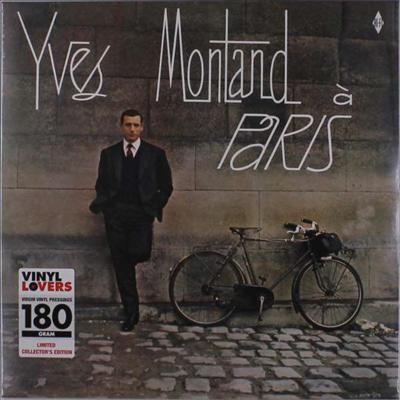 Yves Montand - A Paris (Remastered)(Bonus Tracks (Spa) (Bonus Tracks)(180G)(LP)