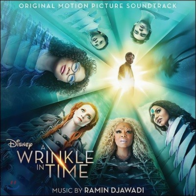 시간의 주름 영화음악 (A Wrinkle In Time OST by Ramin Djawadi)