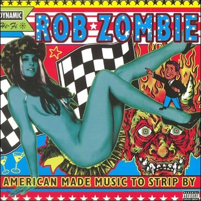 Rob Zombie (롭 좀비) - American Made Music To Strip By [2 LP]