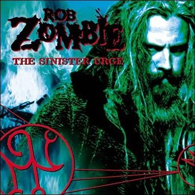 Rob Zombie (롭 좀비) - The Sinister Urge [LP]