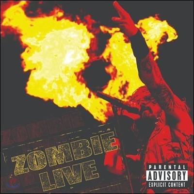 Rob Zombie (롭 좀비) - Zombie Live [2 LP]