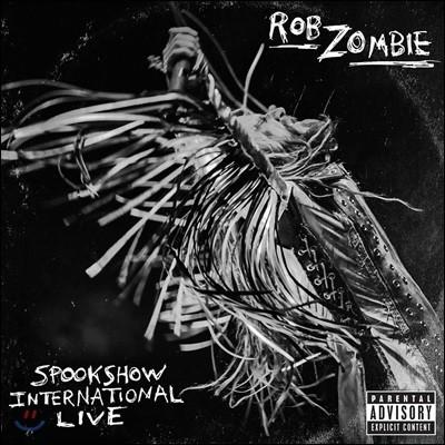 Rob Zombie (롭 좀비) - Spookshow International Live [2 LP]