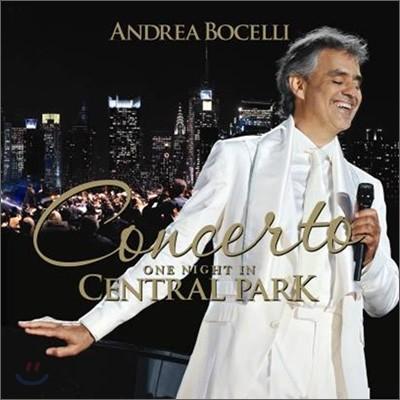 Andrea Bocelli 콘체르토 - 안드레아 보첼리 센트럴 파크 공연 실황 (Concerto: One Night in Central Park)