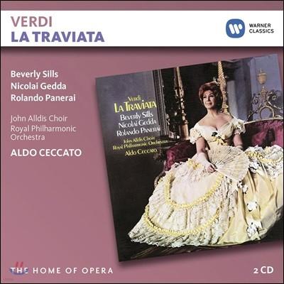 Beverly Sills / Aldo Ceccato 베르디: 라 트라비아타 (Verdi: La Traviata)