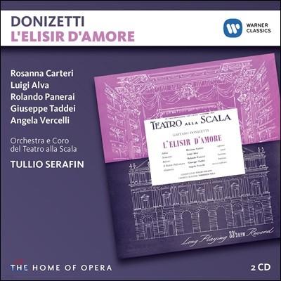Tullio Serafin 도니제티: 사랑의 묘약 (Donizetti: L'Elisir d'Amore)