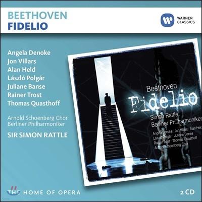 Angela Denoke / Simon Rattle 베토벤: 오페라 '피델리오' (Beethoven: Fidelio)