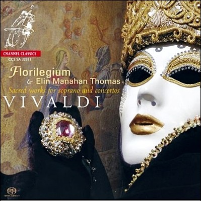 Florilegium 비발디: 종교음악 (Vivaldi: Sacred Works For Soprano And Concertos) 플로릴레기움