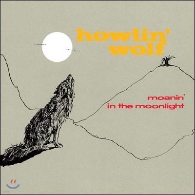 Howlin' Wolf (하울링 울프) - Moanin' in the Moonlight [레드 컬러 LP]