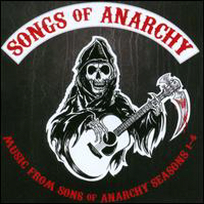 Original TV Soundtrack - Songs of Anarchy (썬즈 오브 아나키): Music from Sons of Anarchy, Seasons 1-4