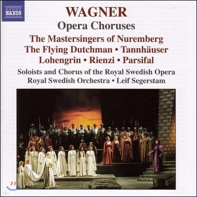 Leif Segerstam 바그너: 오페라 합창곡집 (Wagner: Opera Choruses)