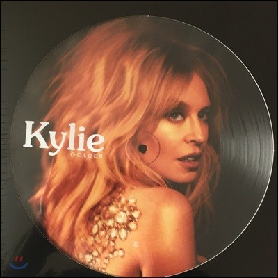 Kylie Minogue - Golden [픽쳐 디스크 LP]