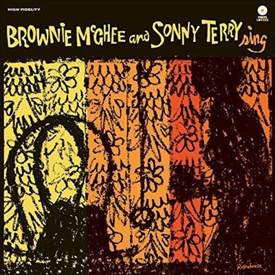 Sonny Terry & Brownie Mcghee - Sing (Ltd. Ed)(Remastered)(2 Bonus Tracks)(180G)(LP)