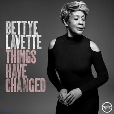 Bettye Lavette (베티 라베티) - Things Have Changed