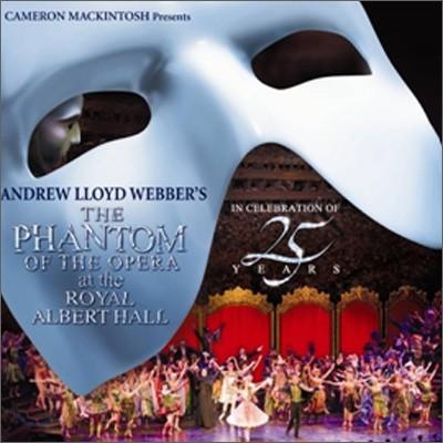 오페라의 유령 25주년 기념 로열 알버트홀 공연실황 (Phantom Of The Opera: At The Royal Albert Hall OST)