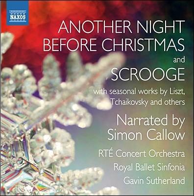 크리스마스 이브와 스크루지 - 성탄을 위한 음악들 (Another Night Before Christmas)