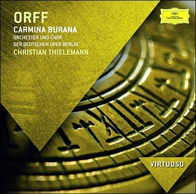 Christian Thielemann / Christiane Oelze 카를 오르프: 카르미나 부라나 - 크리스티안 욀체, 베를린 도이체 오퍼 오케스트라, 크리스티안 틸레만 (Carl Orff: Carmina Burana)