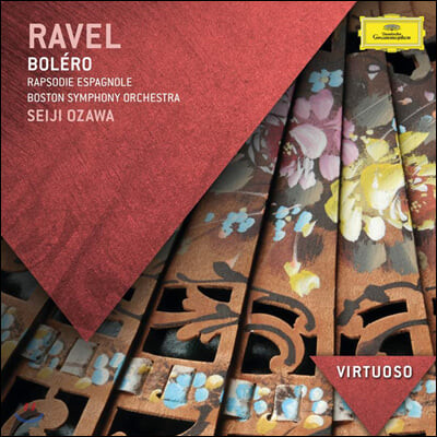 Seiji Ozawa 라벨: 볼레로 외 (Ravel: Bolero etc.)