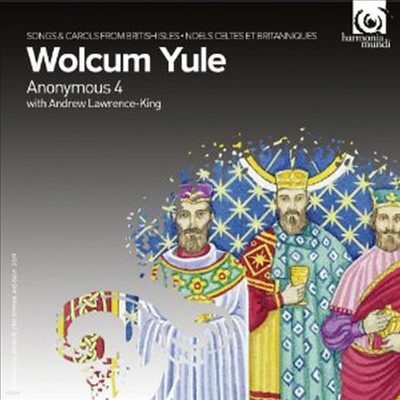 Wolcum Yule - Songs & Carols from the British Isles - Andrew Lawrence-King