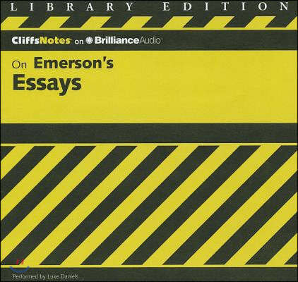 CliffsNotes on Emerson's Essays