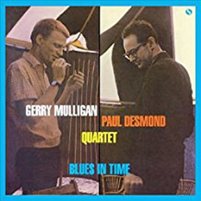 Gerry Mulligan & Paul Desmond - Blues In Time (Remastered)(Limited Edition)(180G)(LP)