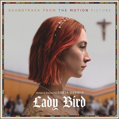레이디 버드 영화음악 (Lady Bird OST by Jon Brion) [2 LP]